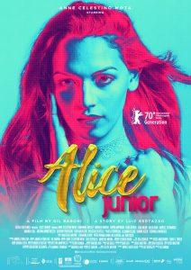 Alice Junior Locandina